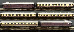 15539  DRG Rheingold Express Coach Set of 6